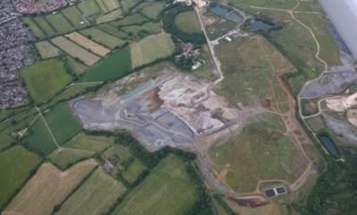 Viridor's Calne landfill receives final load