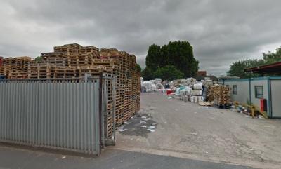 Manslaughter arrest after death of worker at Cardboard 4 Cash site