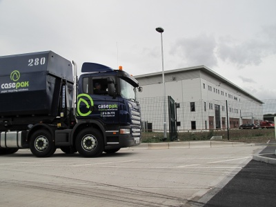 Casepak handed 64,000-tonne Leicestershire recycling contract