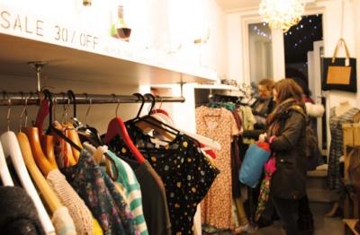 London hosts pilot 're-fashion' events