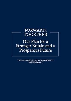 Conservatives plan to 'take control' of environmental legislation