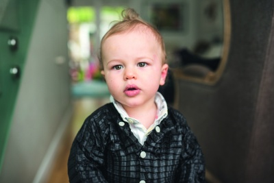 One size fits all: The children's clothing that grows with the child standing up to fast fashion