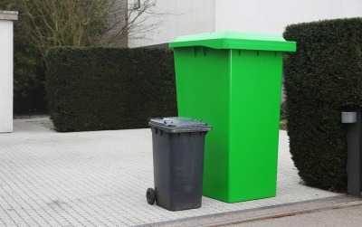 DS Smith upscaled recycling bin