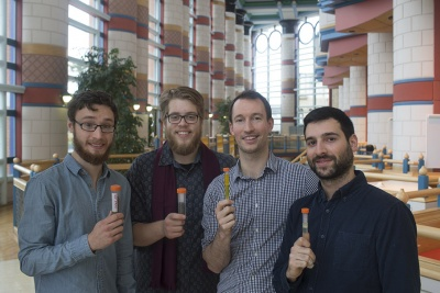 Grub's Up: Meet the Entomics team using insects to seek new solutions to the food waste problem