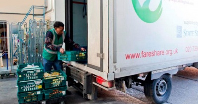 Tesco to redistribute surplus food to those in need