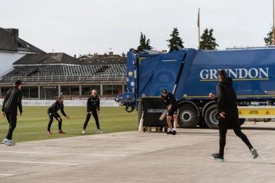 Gloucestershire Cricket Club and Grundon Waste