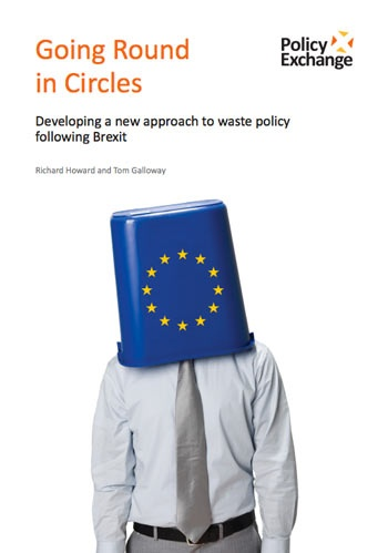 Think tank report claims EU Circular Economy Package could 'cost UK £2 billion'