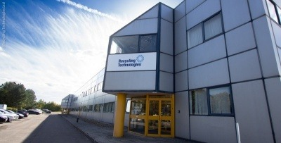 Recycling Technologies plant in Swindon