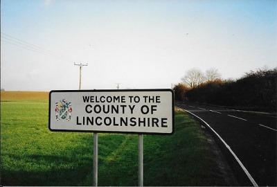 Lincolnshire sign