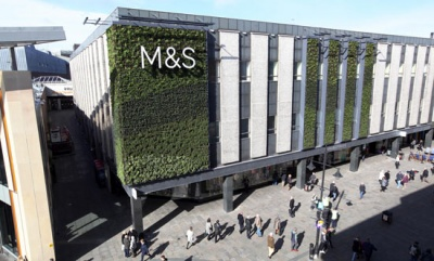M&S commits to half food waste by 2025 in new sustainability plan