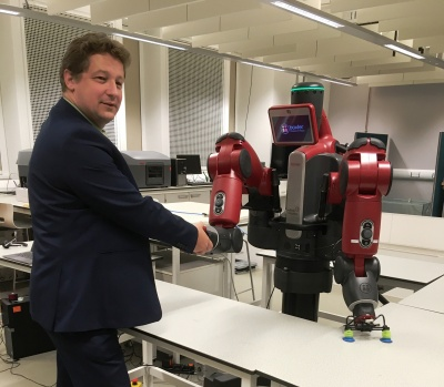 Robots set to touch down in Viridor MRFs after research project