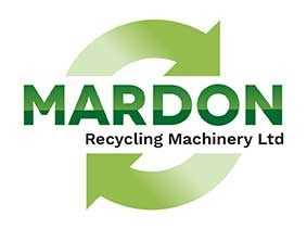 The Mardon Recycling Machinery logo