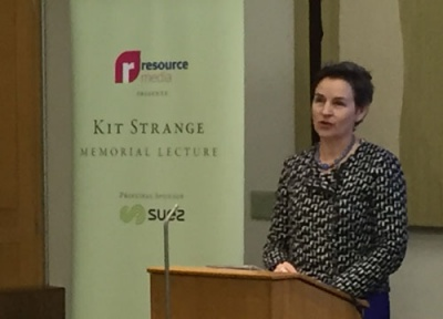 'Our environment, our responsibility': Mary Creagh calls for responsibility reform and attitude shift to waste