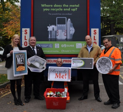 Warwick registers 28 per cent metals boost after MetalMatters campaign