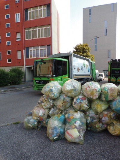 Setting the trend: Milan's recycling success