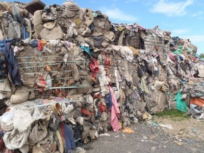Dumped Waste in Wales