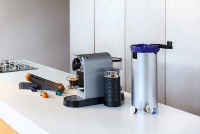 Nespresso pilots coffee pod recycling scheme in London