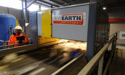 Jobs saved as New Earth Solutions finds buyer