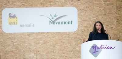 Catia Bastioli, CEO of Matrìca and Novamont