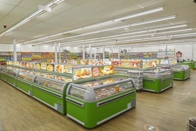 An OOPS! food store