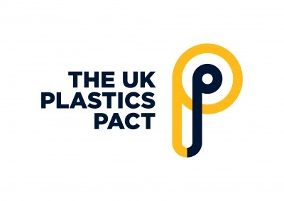 The UK Plastics Pact logo