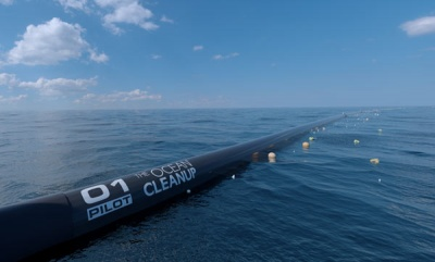 Marine plastic Ocean Cleanup project eyes final deployment after $21m funding