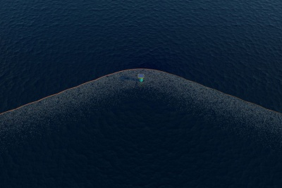 Ocean Cleanup barrier to be tested in Dutch waters
