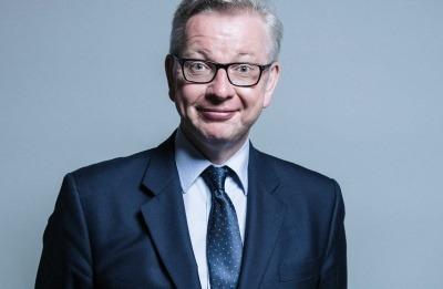 Environment Secretary Michael Gove