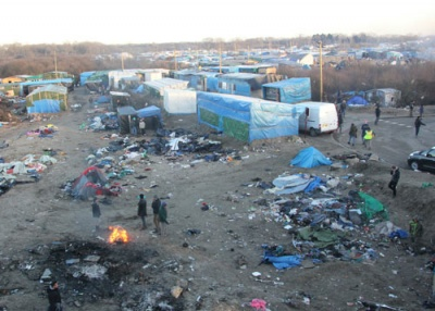 British environmental engineer urges action on waste in refugee camps