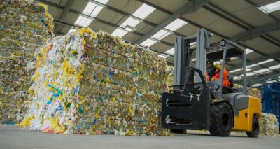 PHS facility turns absorbent hygiene products into RDF