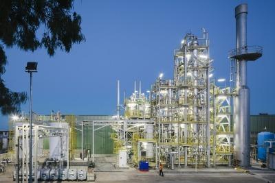 A Plastic Energy plant
