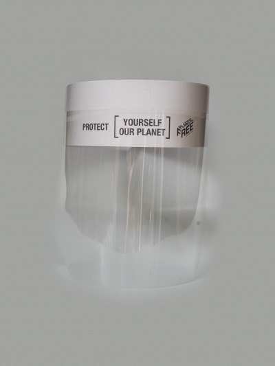 An image of plastic free PPE