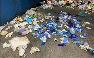 CPI finds evidence of PPE in recycling