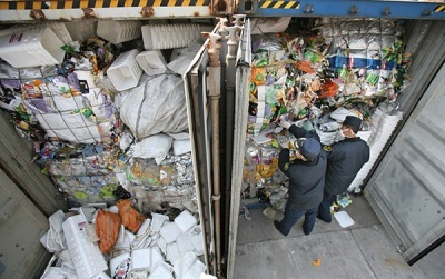 China launches latest customs crackdown on 'smuggling of foreign rubbish'