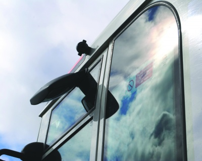 Boston refuse vehicle CCTV cameras reveal more than bargained for