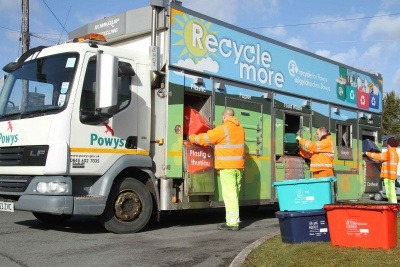 Wales leads the way in extending residual waste collections