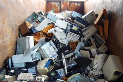 Nigeria's e-waste mountain