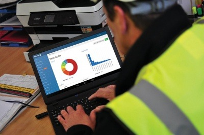 SmartWaste software will now be linked with Reconomy