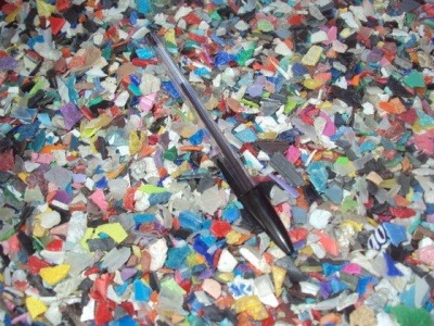 Recycled Injection Grade Plastic Flakes