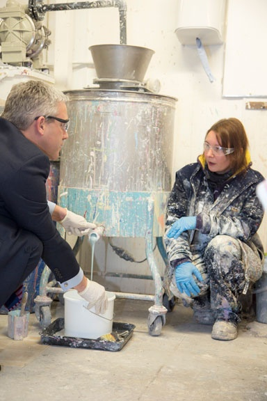 First UK paint remanufacturing hub opened in Cambridgeshire