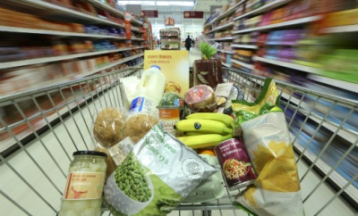 Sainsbury's reveals 10 per cent drop in food waste