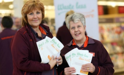 Sainsbury's announces £1m funding to further fight against food waste