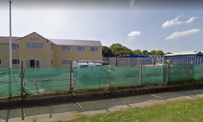 Man dies after falling into baler at Cornwall recycling plant