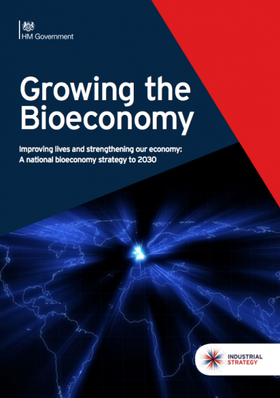Bioeconomy Strategy aims to make UK world-leader by 2030