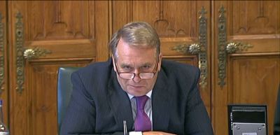 Neil Parish MP, Chair of Parliament's Environment, Food and Rural Affairs Committee