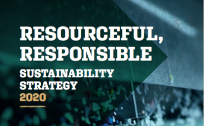 A screenshot from Biffa's Sustainability Strategy