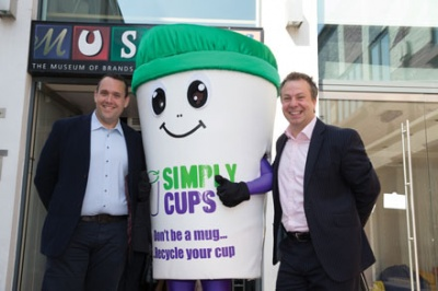 Paper cups: simply recycled?