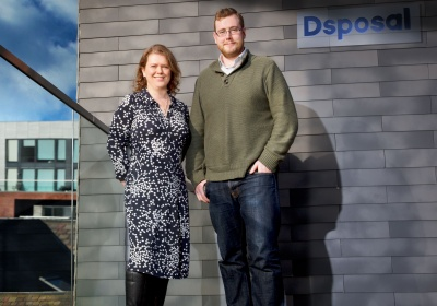 Dsposal to launch new online waste facility service at WasteAid fundraising event