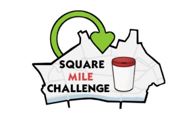 London's Square Mile targeted in coffee cup recycling scheme