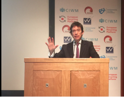 Rory Stewart at the Resourcing the Future Conference 2016